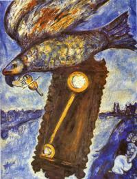 Картина Марка Шагала