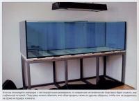 Подставка для аквариума нестандартного размера
