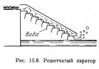 Рис. 15.8. Решетчатый аэратор