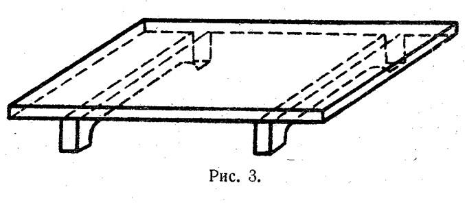 Рис. 3. Подставка-скамеечка