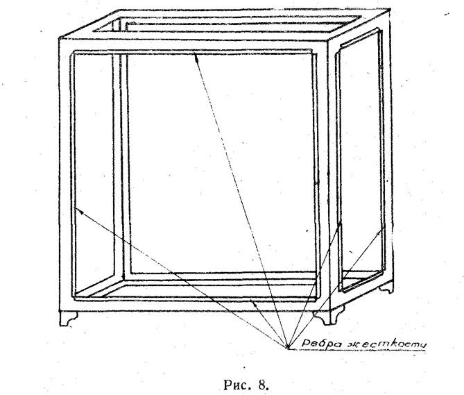 Рис. 8. Спаянный аквариум