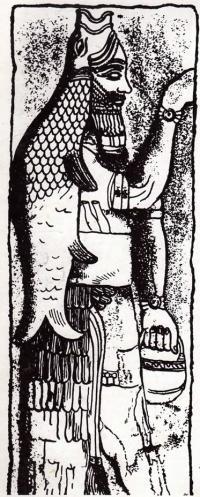 Рыба-бог Оанес